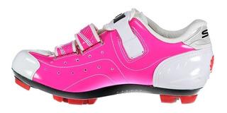 Zapatillas Para Ciclismo Sidi Trace Mtb Mujer