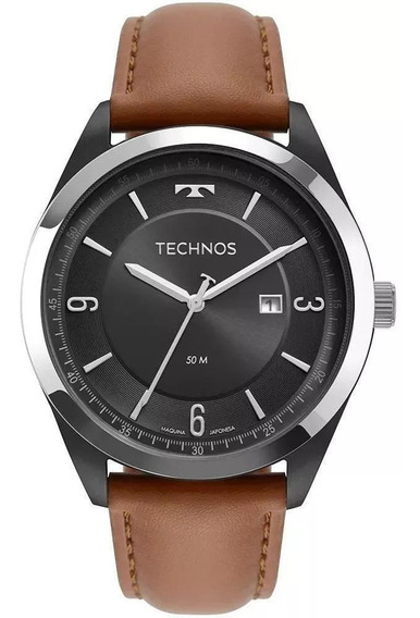 Relógio Technos Masculino Steel Bicolor 2117lbp/5c