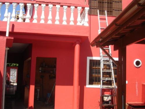 Imagem 1 de 15 de Sobrado Para Venda No Bairro Vila Anhanguera Em Mongaguá - Cod: Ai23135 - Ai23135
