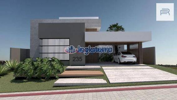Casa Com 3 Dormitórios À Venda, 270 M² Por R$ 1.450.000 - Recanto Do Salto - Londrina/pr - Ca0168