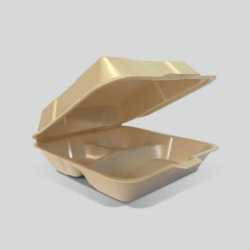 Contenedor División Biodegradable Reyma® 8x8 Fecula De Maiz