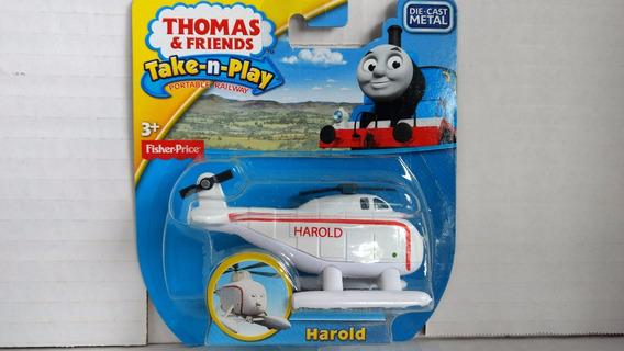 Thomas E Seus Amigos - Take-n-play Harold Helicóptero