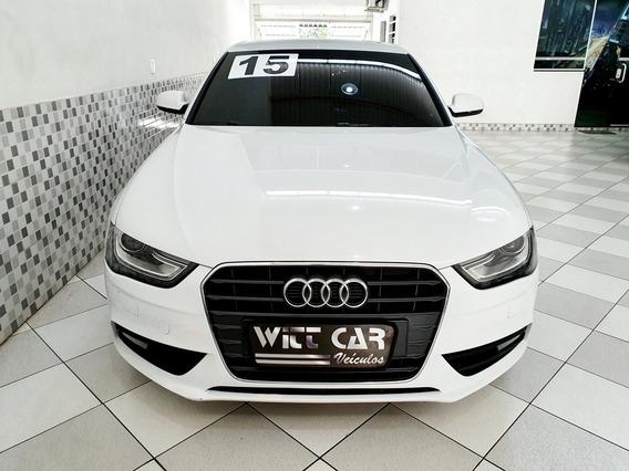 Audi A4 2.0 Tfsi 2015 Branco