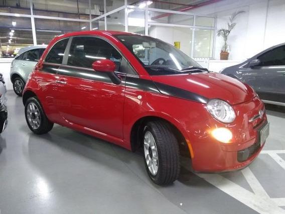 Fiat 500 Cult 1.4 2012 Completo, 4 Pneus Zerados! 73.000km!