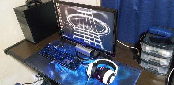 Dell Optiplex 990 I7, Teclado, Mouse E Monitor Samsung 24