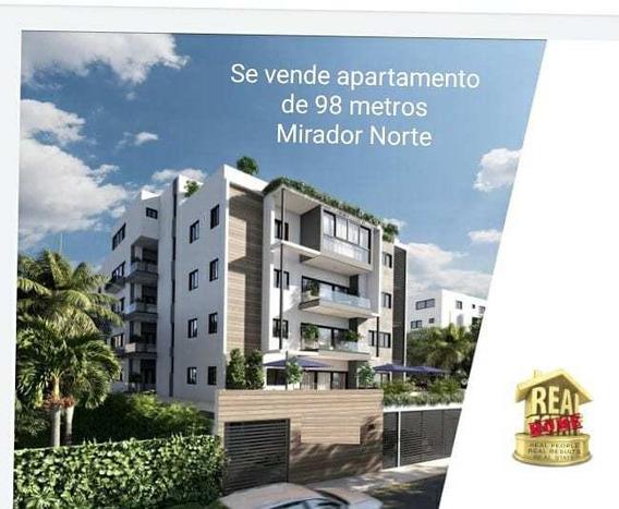 Se Vende Apartamento En El Mirador Norte