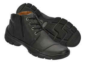 2e8aa47093 Bota Coturno Adventure Casual Exclusiva Social Masculino - Sapatos ...