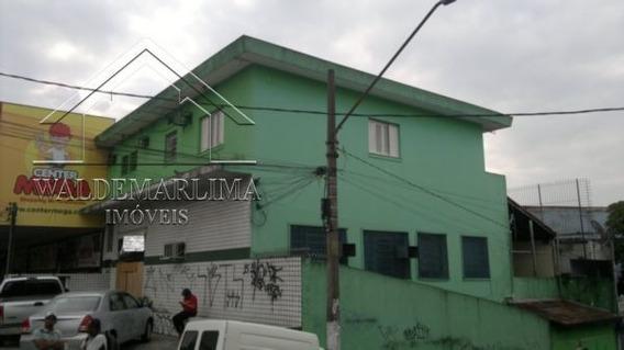 Sobrado Comercial - Parque Sao Joaquim - Ref: 4539 - V-4539