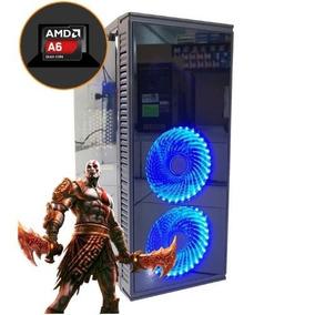 Cpu Gamer Amd A6 7480/ 1tb/ 8gb/ Apu R5 2gb/ Promoção!