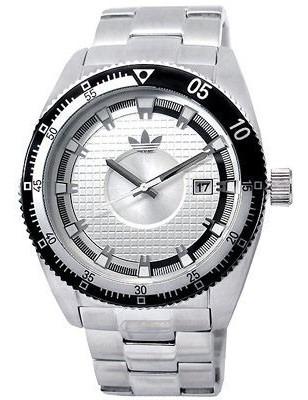 Relógio Masculino adidas Analógico, Pulseira De Aço Adh1924