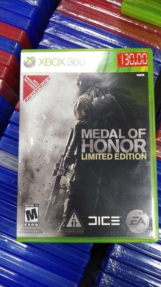 Medal Of Honor Edição Limitada Xbox 360 Original