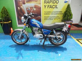 Suzuki Gn 125 Nova