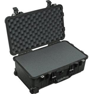 Pelican (medium Case) 1510 Negro Foam Completo