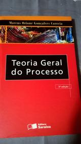 Teoria Geral Do Processo Marcus Orione G. Correia 5ª Edição
