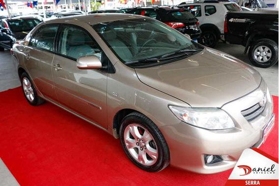 Toyota Corolla Sedan Xei 1.8 16v(aut.) 4p 2010
