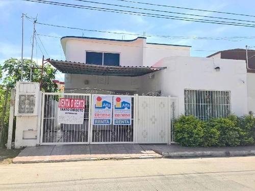 Casa Sola En Venta En San Agustin Del Palmar, Carmen, Campeche