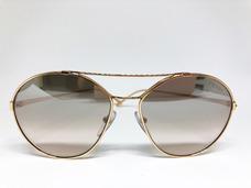 5da5574d4 Oculos Prada Espelhado Dourado - Óculos no Mercado Livre Brasil
