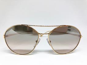 40861535a Oculos Feminino Espelhado De Sol Prada - Óculos no Mercado Livre Brasil
