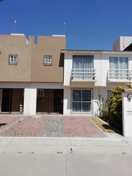 Casa En Misiones Frente Parque Industrial Toluca 2000.