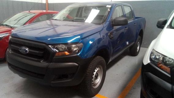 Ford Ranger Diesel 2.2l Cd 4x2 Xl 0km Gris Mercurio