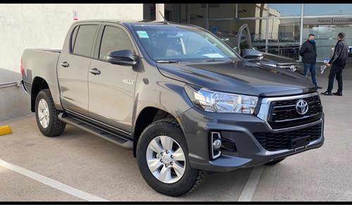 Toyota Hilux 2.4 Cd Sr 150cv 4x2 2020