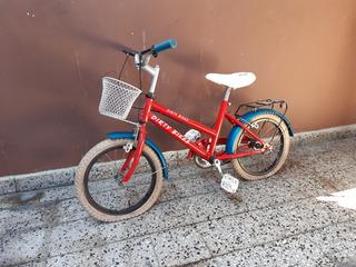 Bicicleta Nena Rodado 16