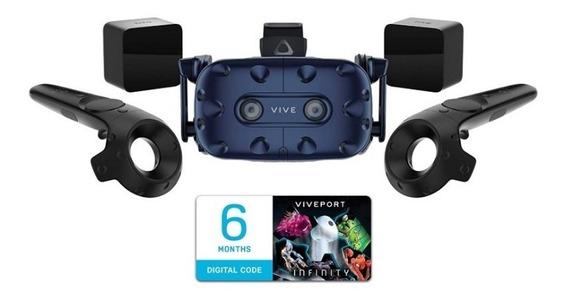 Kit De Inicio Vive Pro Sistema De Realidad Virtual Htc - Pc