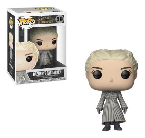 Funko Pop Game Of Thrones Daenerys Targaryen White Coat