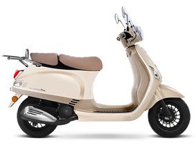 Moto Scooter Zanella Styler 150 Exclusive Z3 Vintage 0km