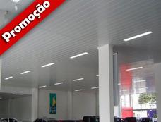 Forro Pvc/plastico Com Isolantetérmico Colocado/instalado