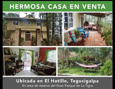 Se Vende Casa En El Hatillo