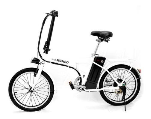Bicicleta Eléctrica Winco R-20! 12 Cuotas Sin Interes $ 6759