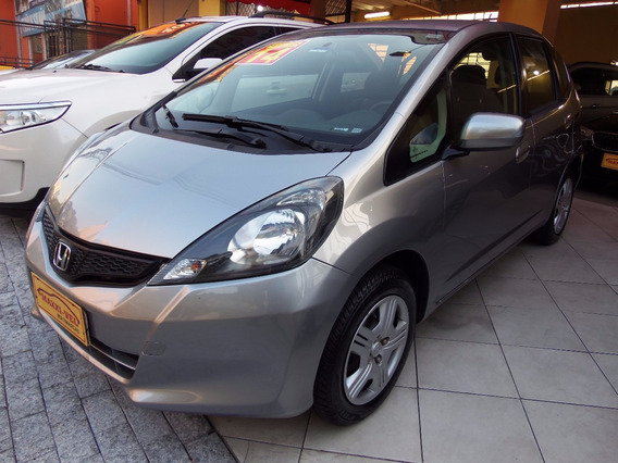 Honda Fit Cx 1.4 16v (flex) (aut) 2014