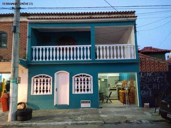 Casa Para Locação Em Cabo Frio, São Bento, 3 Dormitórios, 2 Suítes, 3 Banheiros - Afc 031_2-835229