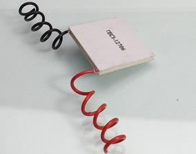 Pastilha Peltier - 12706 Thermoelectric Cooler Peltier