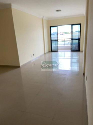 Imagem 1 de 9 de Apartamento Com 4 Dormitórios À Venda, 135 M² Por R$ 550 - Nossa Senhora Das Gracas - Manaus/am - Ap3440