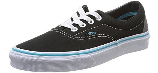 Vans U Era Black, Zapatillas de Skateboarding Unisex Adulto