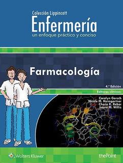 Envío Gratis. Cle. Farmacología 4 Ed.