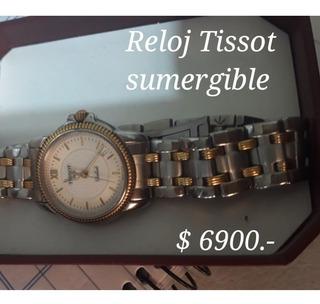 Reloj Tissot Sumergible