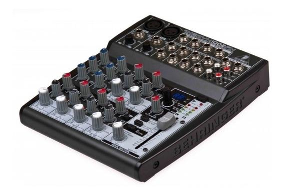 Mesa De Som Behringer Xenyx 1002fx Mixer 220v