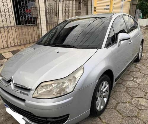 Citroën C4 2010 1.6 Glx Flex 5p