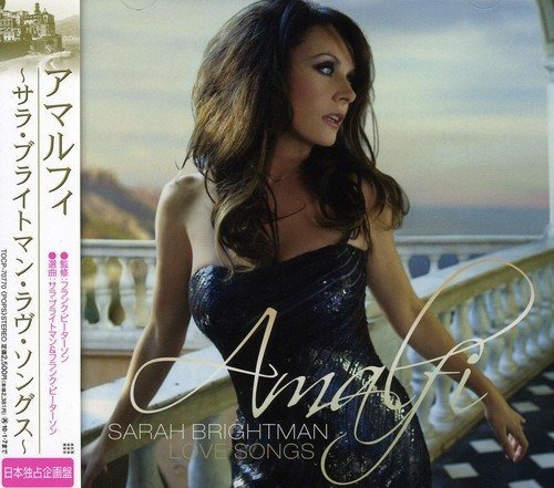 Cd : Sarah Brightman - Amalfi: Love Songs (japan - Import)