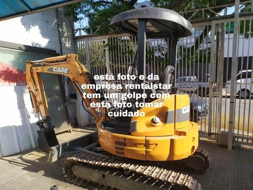 Mini Escavadeira Case Cx27b