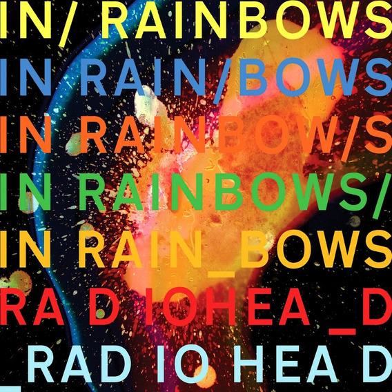 Radiohead In Rainbows Importado Lp Vinilo Nuevo