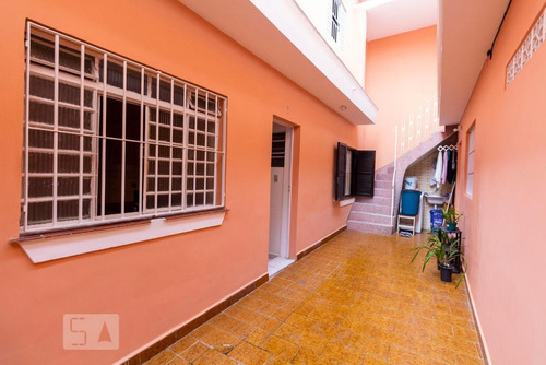 Imagem 1 de 15 de Casa Para Aluguel - Vila Campestre, 1 Quarto,  35 - 892932683