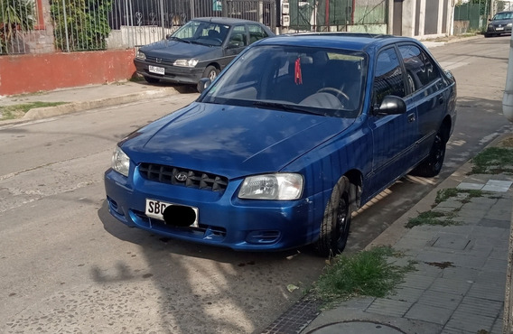 Hyundai Accent 1.5 Gls 4dr 2001