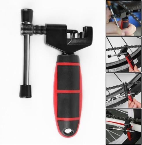 Herramientas Para Bicicleta Llave Corta Cadena De Metal