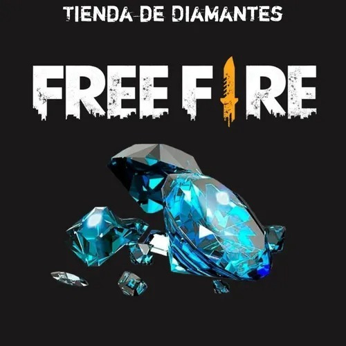 Free Fire - 100 Diamantes + 10 Bono