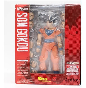 Boneco Articulado Goku - Envio Imediato