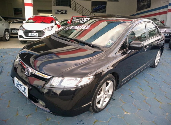 Civic Sedan Lxs 1.8 Flex Aut. Abaixo Da Tabela Ano 2008